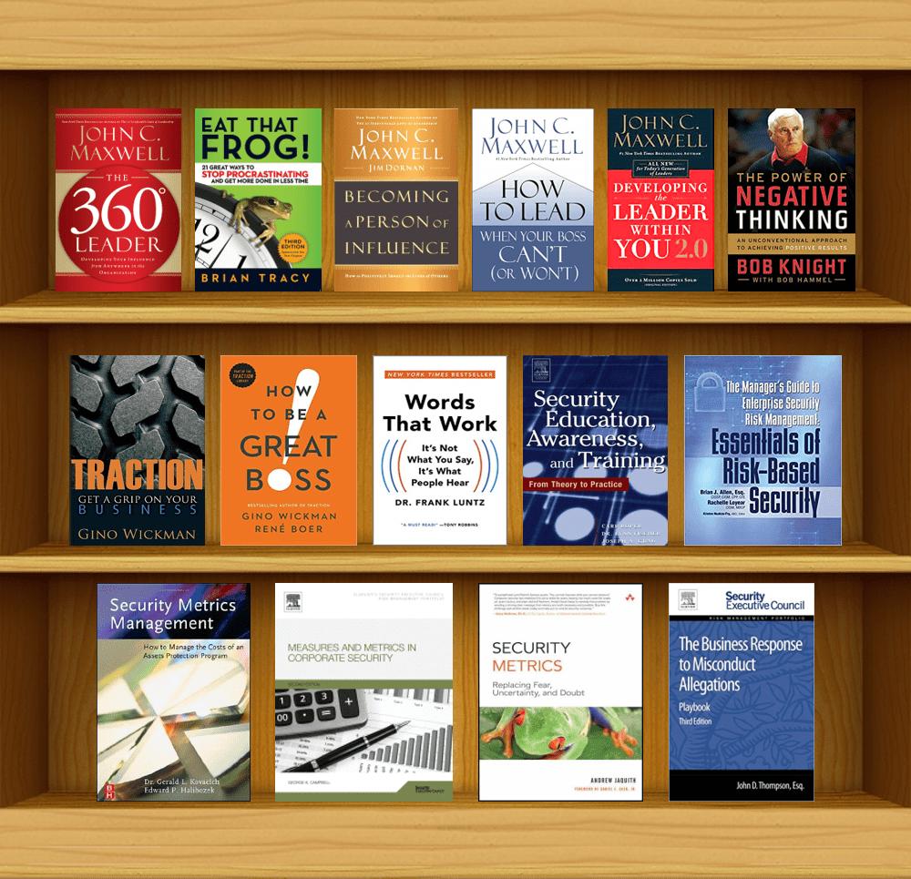 Explore the Bookshelf